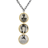 Skeleton Necklace - 3 Part - Museum Jewelry - Museum Company Photo
