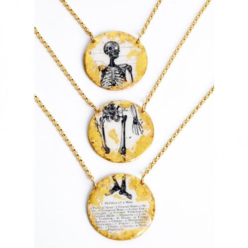 1895 Skeleton Pendants - Museum Jewelry - Museum Company Photo