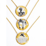 1895 Skeleton Pendants - Museum Jewelry - Museum Company Photo