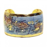 Bali Map Cuff - Museum Jewelry - Museum Company Photo