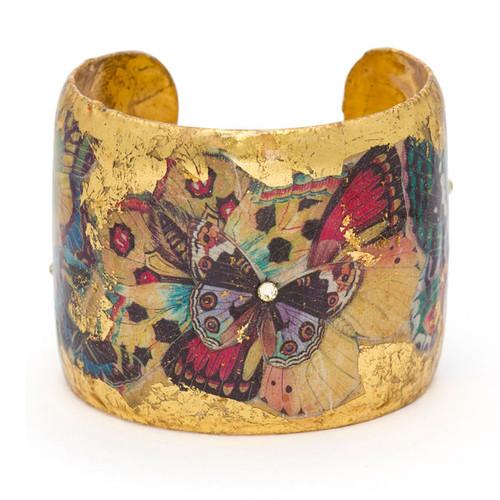 Borealis Butterfly Cuff - Museum Jewelry - Museum Company Photo