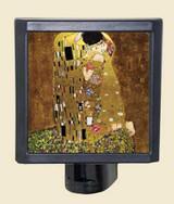 The Kiss - Gustav Klimt - Night Light - Photo Museum Store Company