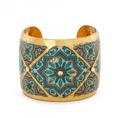 Pompeii Cuff - Gold - Museum Jewelry - Museum Company Photo