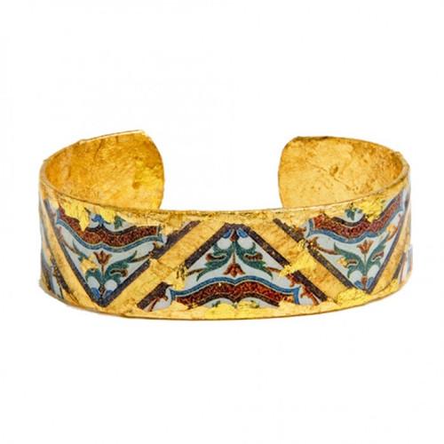 Pompeii Cuff - Gold - Museum Jewelry - Museum Company Photo