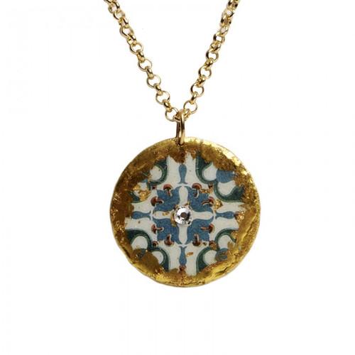 Pompeii Pendant - Museum Jewelry - Museum Company Photo