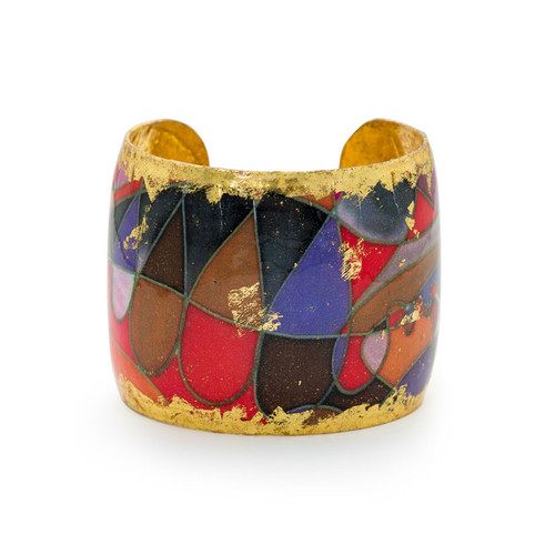 Red Canyons Cuff - Museum Jewelry - Museum Company Photo