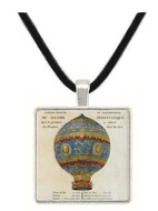 Aviation Balloon Pendant - Montgolfier Brothers, France 1783 - Museum Store Company Photo