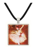 Degas L'Étoile (The Star) Dancer Pendant, Edgar Degas, 1878 - Museum Store Company Photo