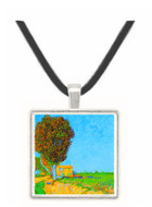 A Lane near Arles -  Museum Exhibit Pendant - Museum Company Photo