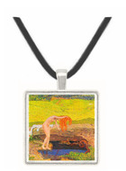A vanity by Segantini -  Museum Exhibit Pendant - Museum Company Photo