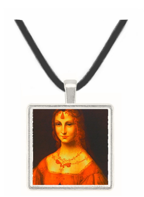 A Young Patrician Lady - School of Cano -  Museum Exhibit Pendant - Museum Company Photo
