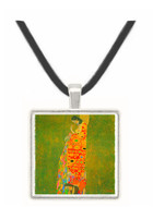 Abandoned Hope by Klimt -  Museum Exhibit Pendant - Museum Company Photo