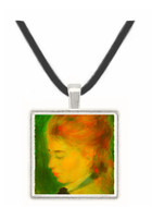 Actress Henriette Henriot -  Museum Exhibit Pendant - Museum Company Photo