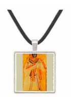 Amenophis I - Egyptian - Staatliche Museum - Berlin -  -  Museum Exhibit Pendant - Museum Company Photo