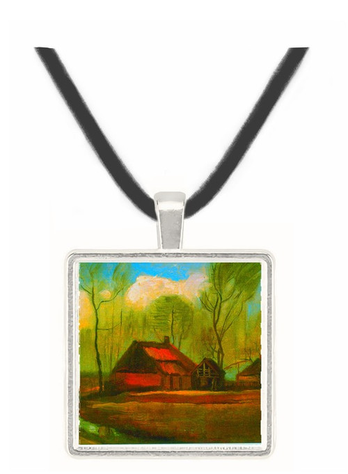Among Trees -  Museum Exhibit Pendant - Museum Company Photo