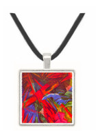 Animal Fates by Franz Marc -  Museum Exhibit Pendant - Museum Company Photo
