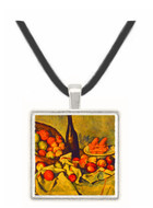 Apple Basket - Paul Cezanne -  Museum Exhibit Pendant - Museum Company Photo