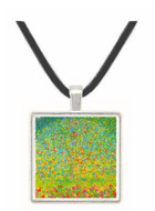 Apple Tree by Klimt -  Museum Exhibit Pendant - Museum Company Photo