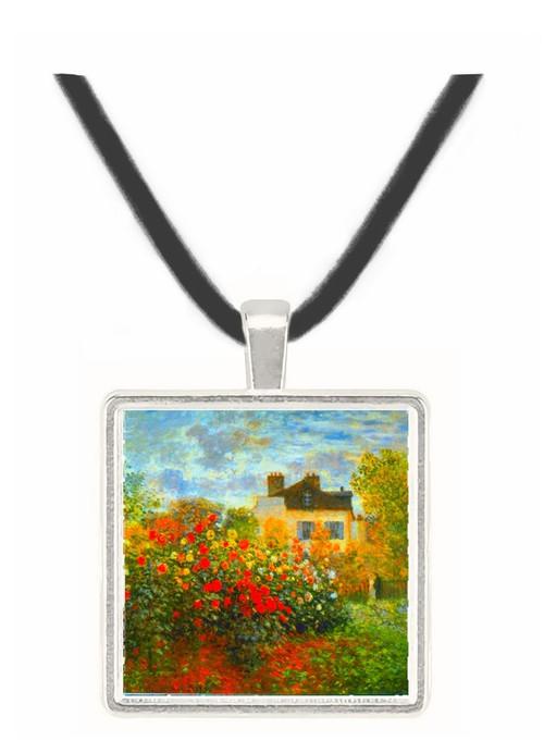 Argenteuil by Monet -  Museum Exhibit Pendant - Museum Company Photo