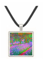 Artists Garden by Monet -  Museum Exhibit Pendant - Museum Company Photo