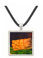Asperagus by Manet -  Museum Exhibit Pendant - Museum Company Photo