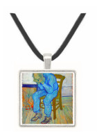 At Eternity's Gate by Van Gogh -  Museum Exhibit Pendant - Museum Company Photo