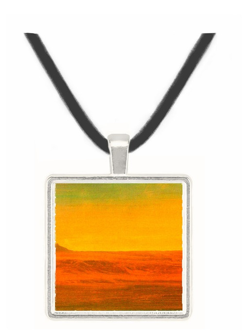 At the Level by Bierstadt -  Museum Exhibit Pendant - Museum Company Photo