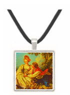 Autumn - Francois Boucher -  Museum Exhibit Pendant - Museum Company Photo