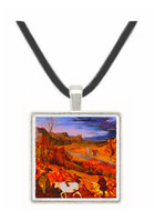 Autumn - Pieter Brueghel -  Museum Exhibit Pendant - Museum Company Photo