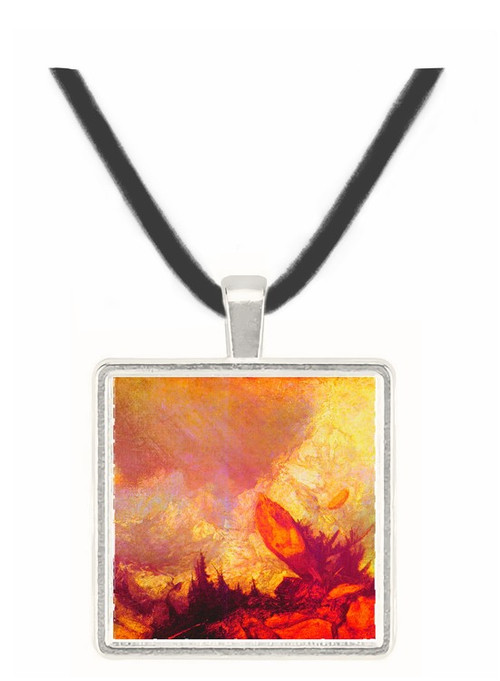 Avalanche by Joseph Mallord Turner -  Museum Exhibit Pendant - Museum Company Photo