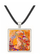 Baby by Klimt -  Museum Exhibit Pendant - Museum Company Photo