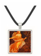 Bacchante - Nassau - Winslow Homer -  -  Museum Exhibit Pendant - Museum Company Photo