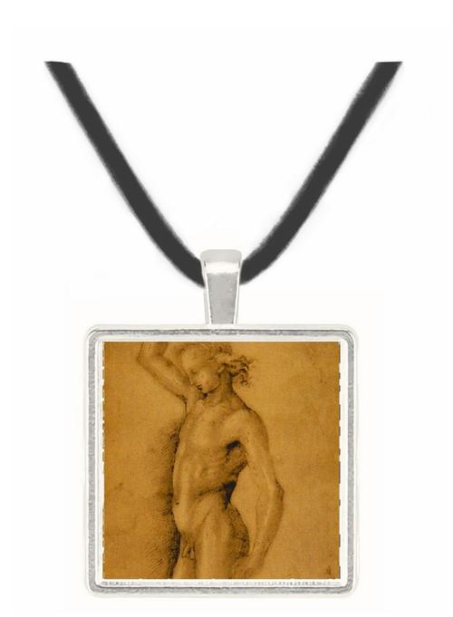 Bacco giovane - Sanzio Raffaello -  Museum Exhibit Pendant - Museum Company Photo