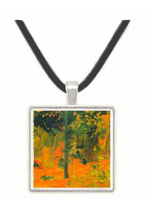 Badende by Gauguin -  Museum Exhibit Pendant - Museum Company Photo