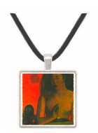 Barbaras by Gauguin -  Museum Exhibit Pendant - Museum Company Photo