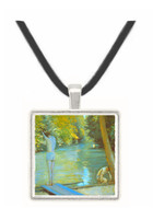 Bathers by Cailiebotte -  Museum Exhibit Pendant - Museum Company Photo