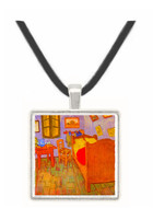 Bedroom at Arles - Vincent van Gogh -  Museum Exhibit Pendant - Museum Company Photo