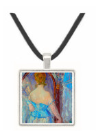 Before the Mirror by Manet -  Museum Exhibit Pendant - Museum Company Photo