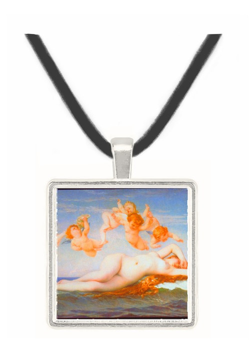 Birth of Venus by Cabanel -  Museum Exhibit Pendant - Museum Company Photo
