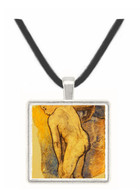 Breton Bather - Paul Gauguin -  Museum Exhibit Pendant - Museum Company Photo
