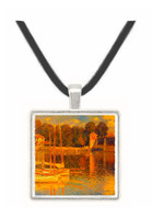 Bridge at Argenteuil - Claude Monet -  Museum Exhibit Pendant - Museum Company Photo