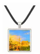 Bridge of Sigh's - Venice by Joseph Mallord Turner -  Museum Exhibit Pendant - Museum Company Photo