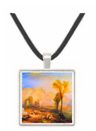 Bright stone of honor by Joseph Mallord Turner -  Museum Exhibit Pendant - Museum Company Photo