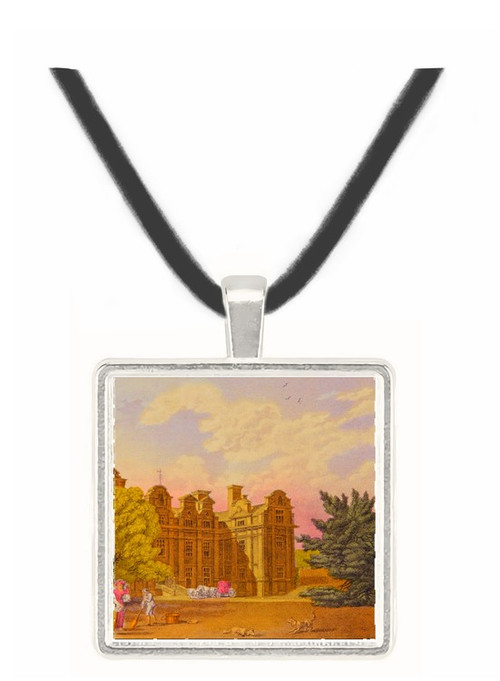 Broome in Kent - The Seat of Roger... - Joseph Wigley -  -  Museum Exhibit Pendant - Museum Company Photo