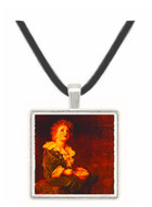 Bubbles - Sir John Everett Millais -  Museum Exhibit Pendant - Museum Company Photo