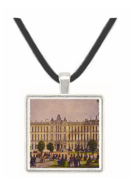 Buckingham Palace - Thomas Hosmer Shepherd -  Museum Exhibit Pendant - Museum Company Photo