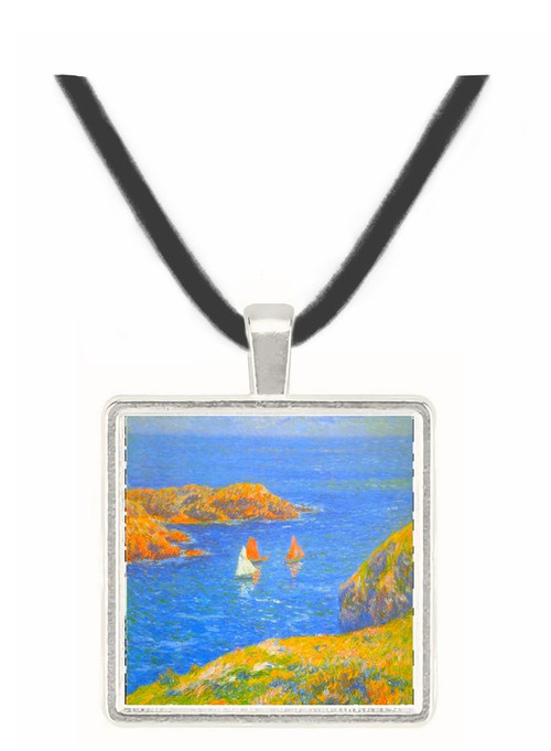 Calm Seas by Moret -  Museum Exhibit Pendant - Museum Company Photo