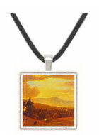 Catskill Mountains - George Innes -  Museum Exhibit Pendant - Museum Company Photo
