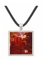 Cemetery at Oudekerk - Jacob van Ruysdael -  Museum Exhibit Pendant - Museum Company Photo