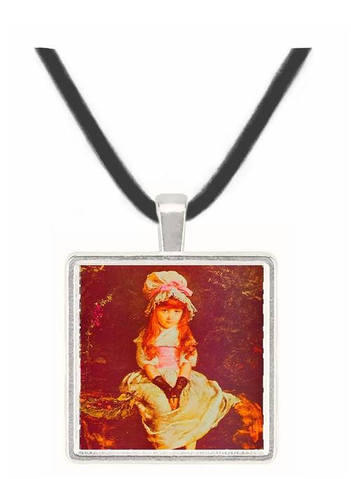 Cherry Ripe - Sir John Everett Millais -  Museum Exhibit Pendant - Museum Company Photo